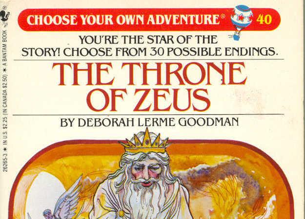Книга «Выбери свое приключение» отправляется на широкие экраны