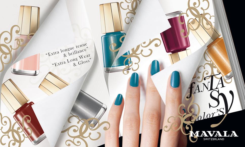 Новогодняя сказка от Mavala: новая коллекция лаков для ногтей