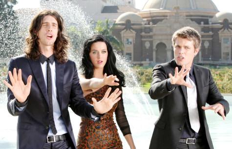 """Видео: музыкальный клип 3OH!3 и Кэти Перри """"Starstruckk"""""""