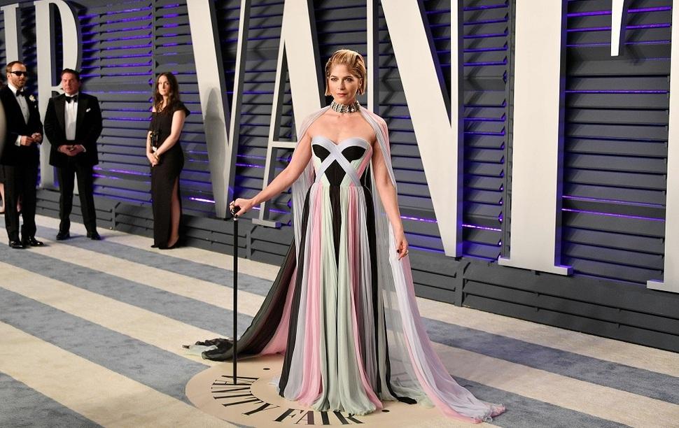 «Оскар»-2019: Сельма Блэр впервые после объявления о рассеянном склерозе вышла на красную дорожку