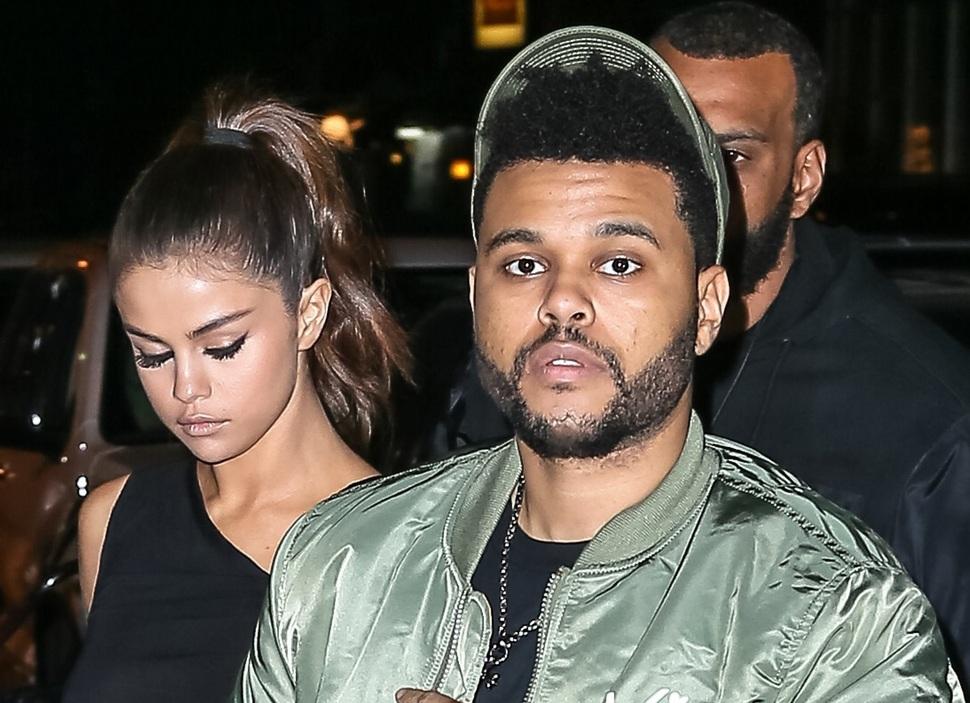Селена Гомес сходила на свидание с The Weeknd без нижнего белья