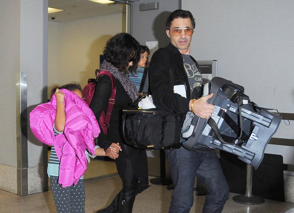 Оливье Мартинес устроил драку в аэропорту