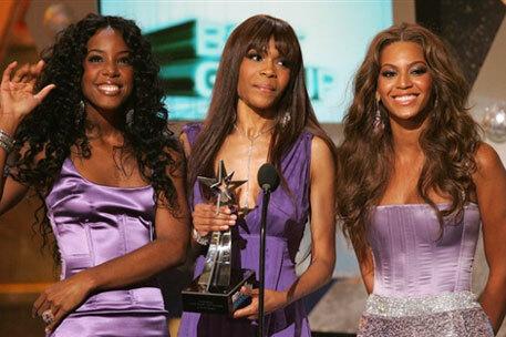 Destiny's Child воссоединяются