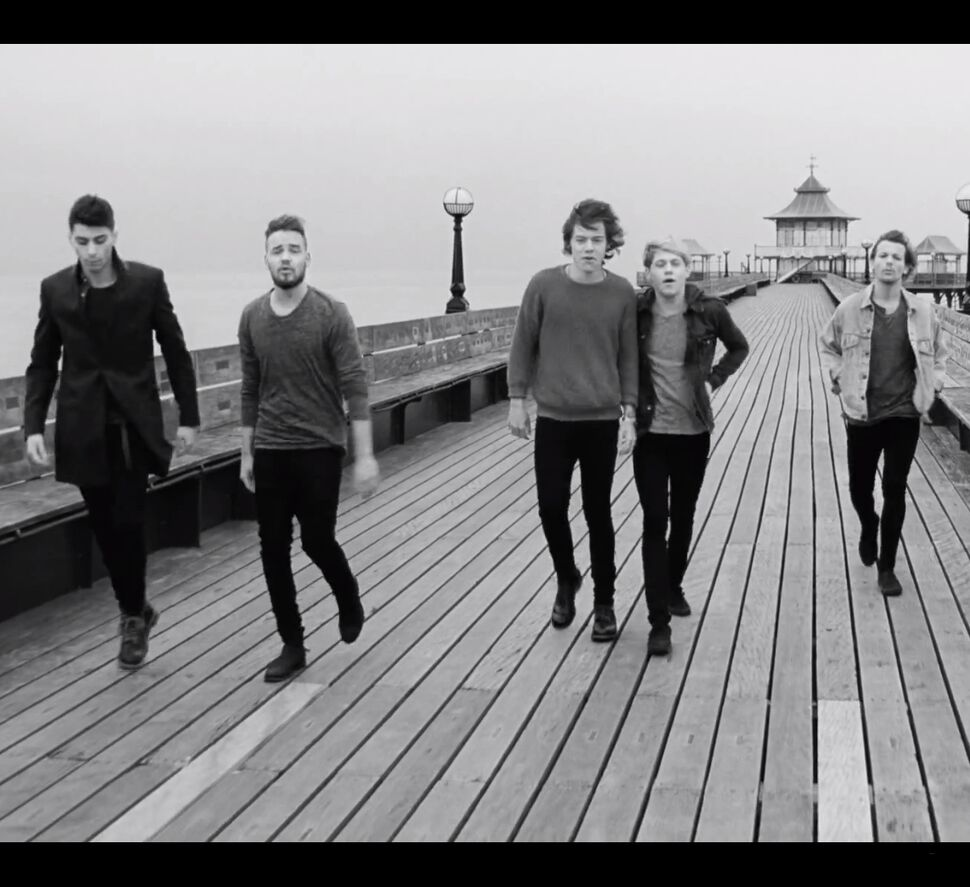 Новый тизер клипа One Direction - You And I