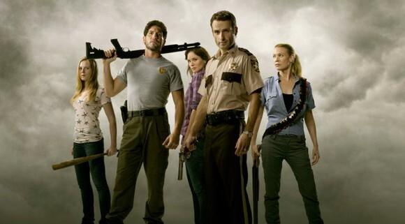 Сериал «Ходячие мертвецы» продлен на третий сезон