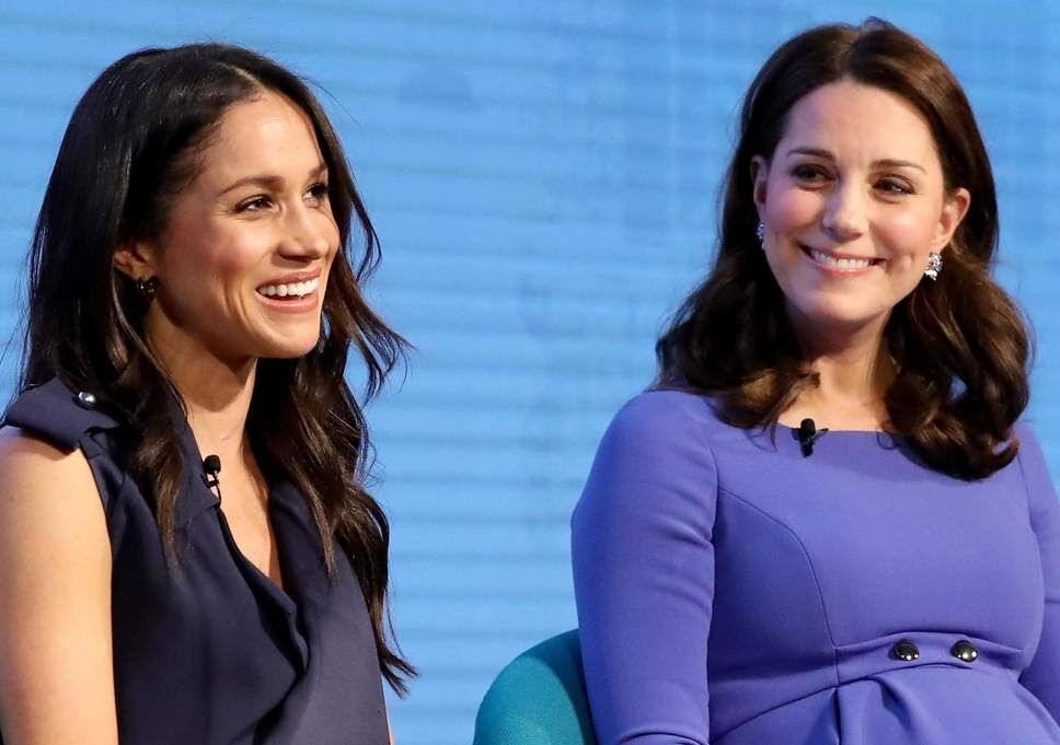 Кейт Миддлтон и Меган Маркл замкнули список самых трудолюбивых членов королевской семьи