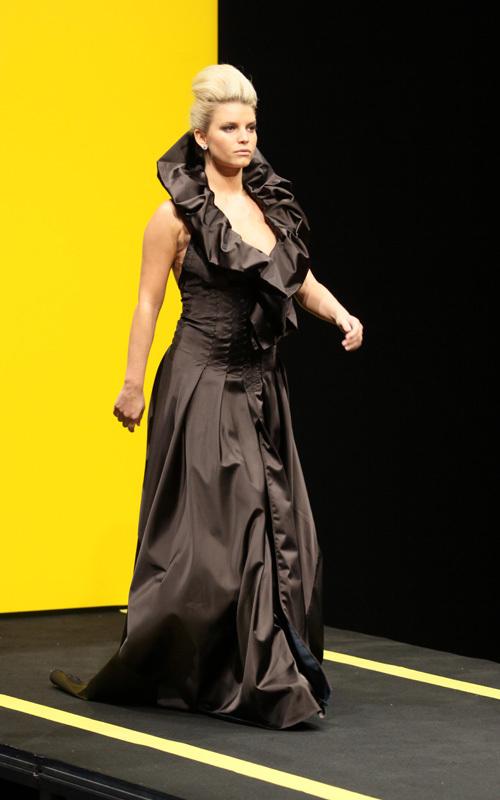 Джессика Симпсон стала моделью