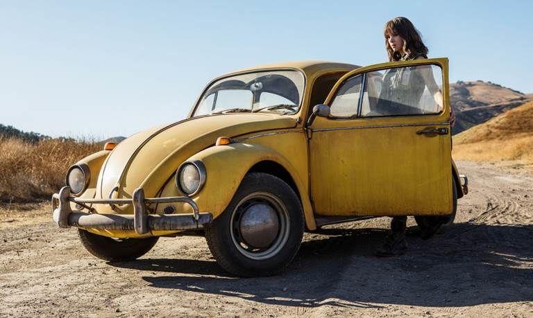 Трансформеры возвращаются: первый трейлер «Бамблби» с Хейли Стайнфелд