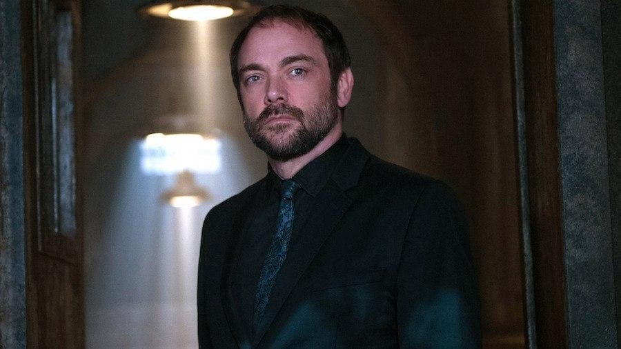 Марк Шеппард не вернется к роли Кроули в 13 сезоне «Сверхъестественного»