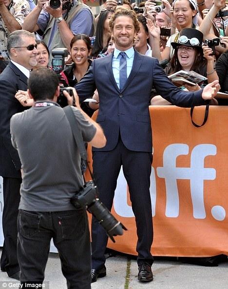 Премьера фильма «Проповедник с пулеметом» на кинофестивале в Торонто