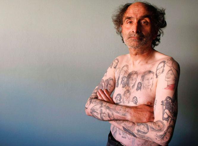 Мексиканец сделал себе 82 тату Джулии Робертс