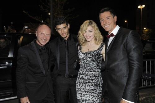 Мадонна станет новым лицом Dolce & Gabbana