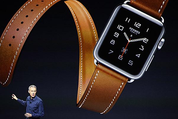 Apple и  Hermes выпускают новую версию часов  Apple Watch