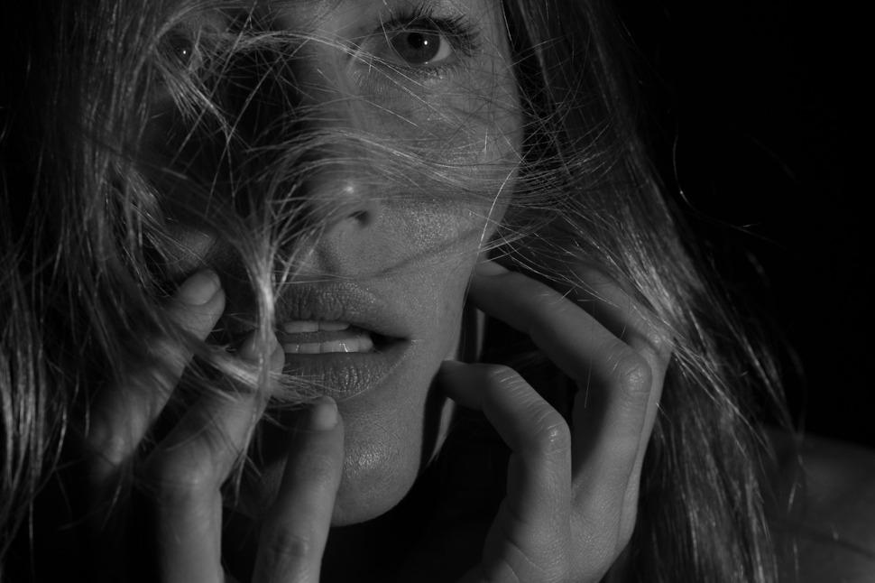 Жизель Бундхен в рекламной кампании  BLK DNM. Осень / зима 2013-2014