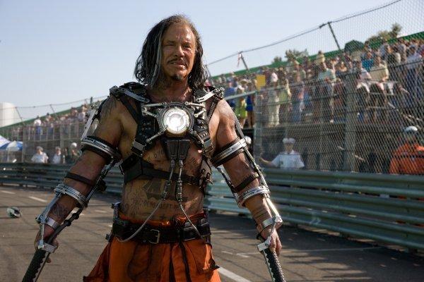 Репортаж со съемок фильма «Железный человек 2»