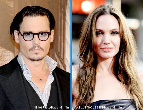 Джонни Депп будет участвовать в интригах Анджелины Джоли