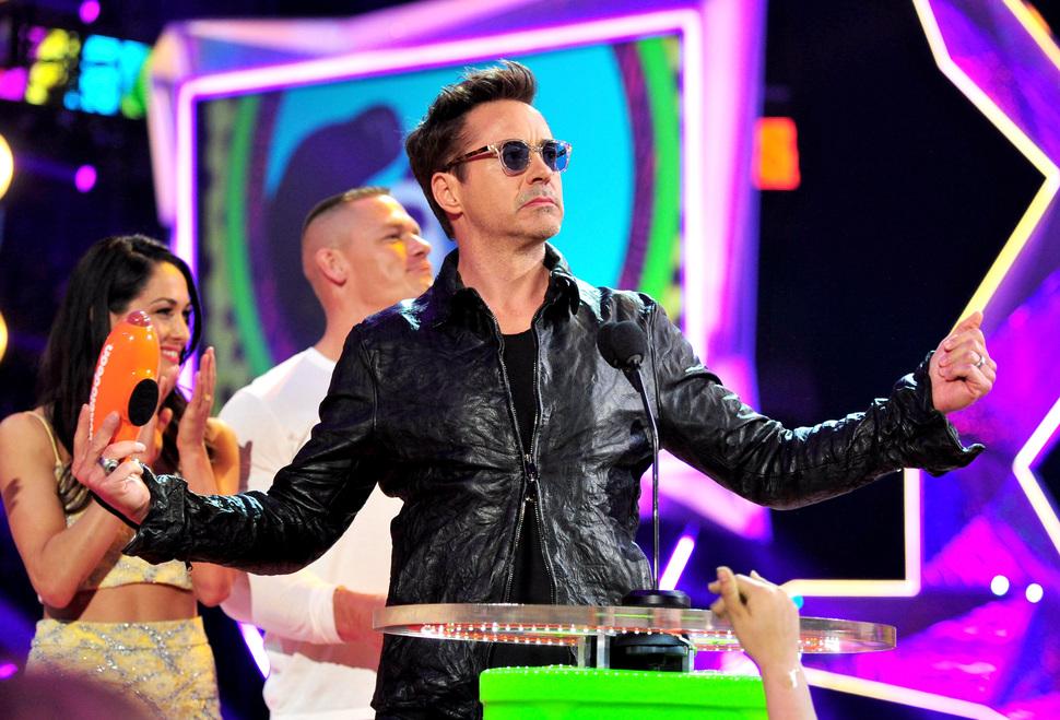 Церемония Kids Choice Awards 2014