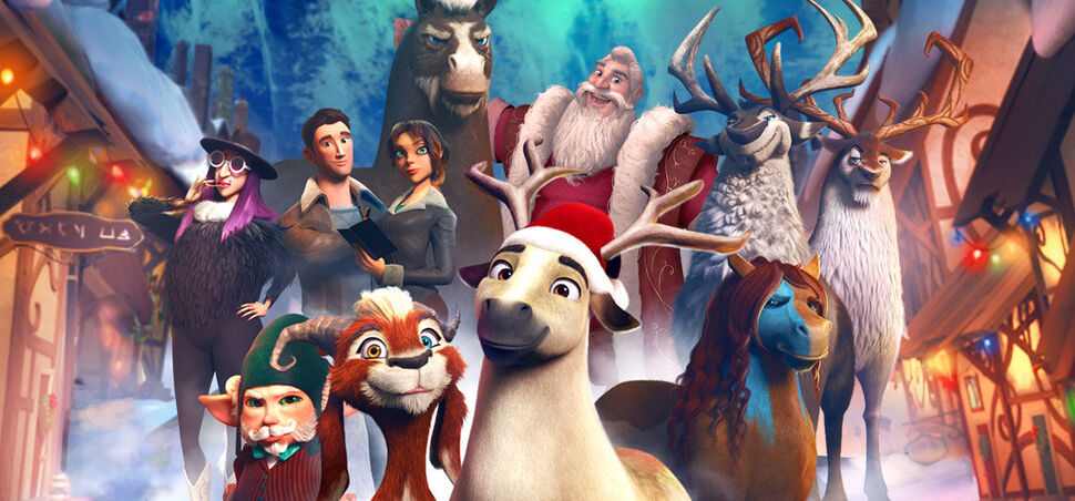 Киноафиша приглашает на показ семейной анимации «Эллиот» в Санкт-Петербурге