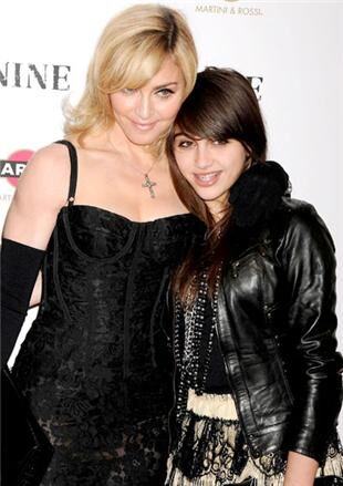 Дочка Мадонны хочет быть актрисой