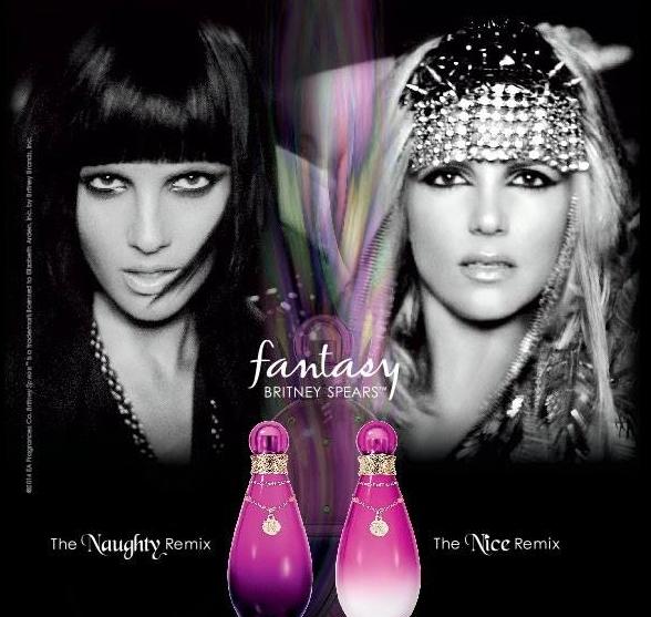 Бритни Спирс выпускает новый парфюм