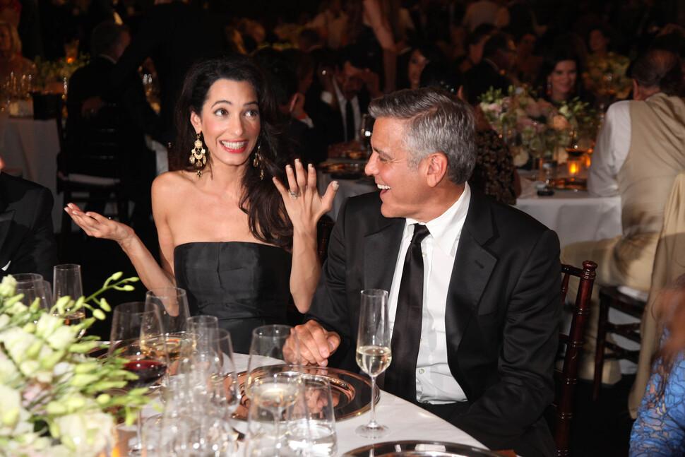 Кто оплатил свадьбу Джорджа Клуни?