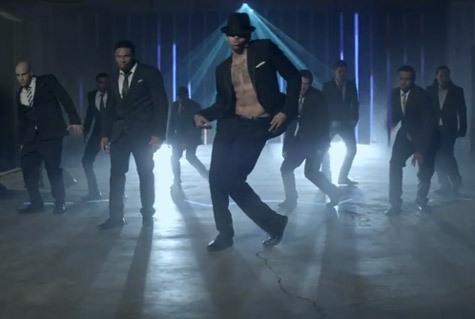"Клип Криса Брауна - ""Turn Up The Music"""
