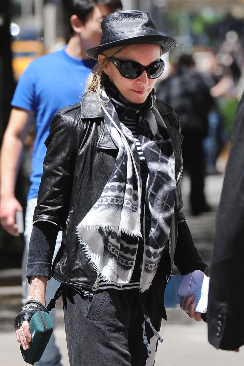 Фото с обнаженной Мадонной было продано за 15 тысяч фунтов-стерлингов