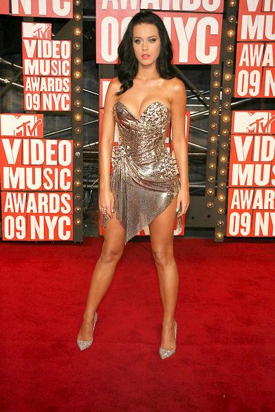 Кэти Перри будет объявлять номинантов Grammy