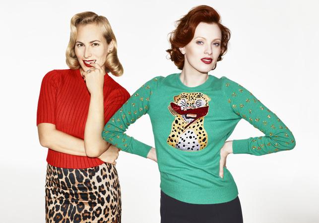 Кейт Мосс, Поппи Делевинь и другие выпускают благотворительную коллекцию одежды