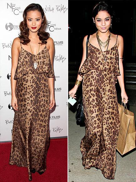 Fashion Battle: Джеми Чунг и Ванесса Хадженс