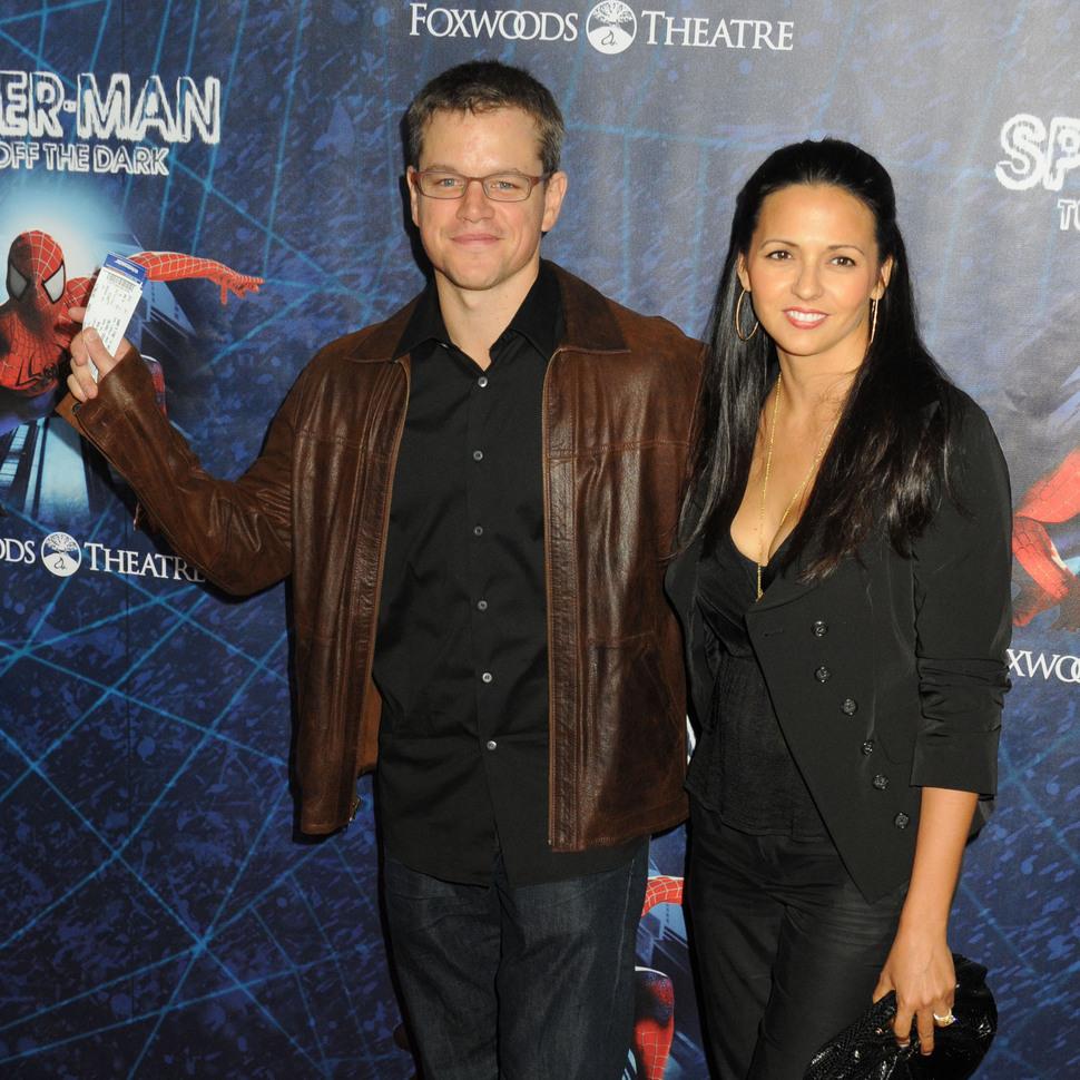 Мэтт Дэймон: Я не хочу жить как заключенный, вроде Анджелины Джоли и Брэда Питта