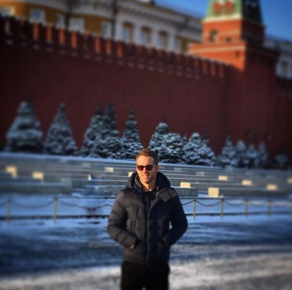Райан Рейнольдс рассказал о своем визите в Москву