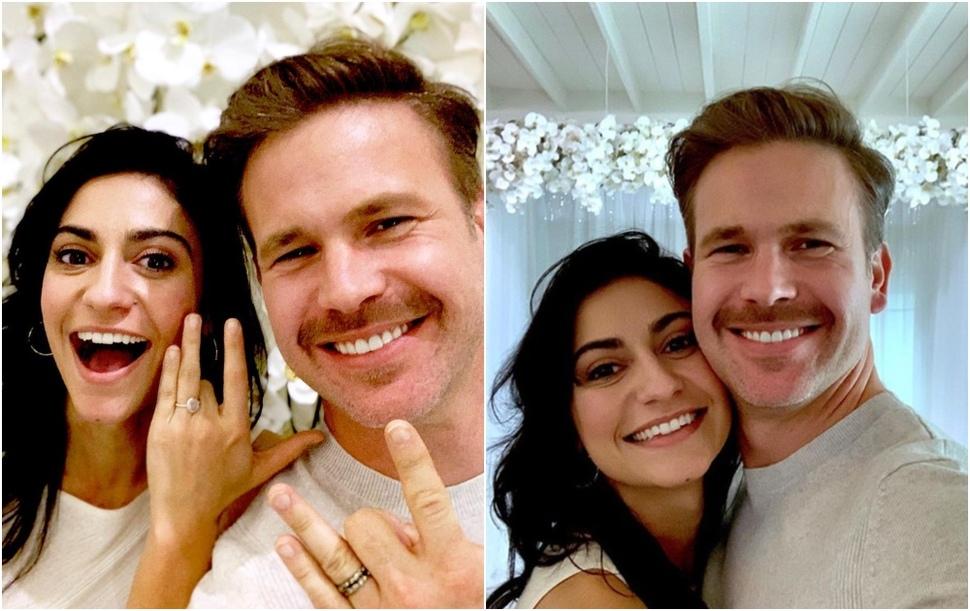 Звезда «Дневников вампира» Мэтт Дэвис женился спустя 3 часа после помолвки