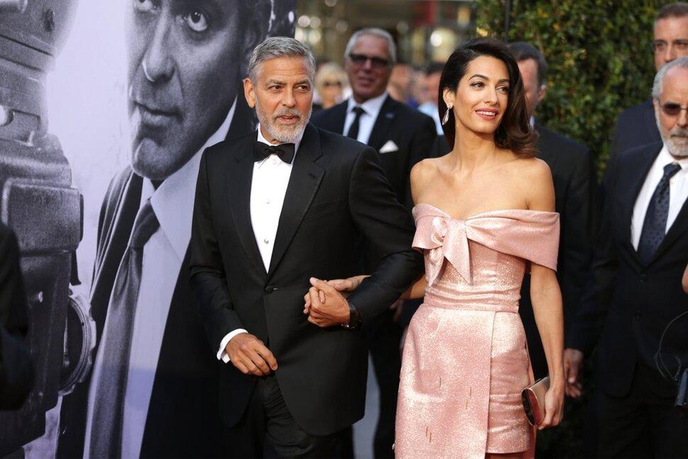 Фото: Дженнифер Энистон, Джордж Клуни и другие звезды на кинопремии AFI Life Achievement Award