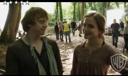 Видео: Руперт Гринт и Эмма Уотсон обсуждают книги про Гарри Поттера
