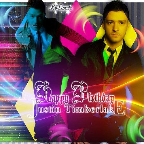 С Днем рождения, Джастин Тимберлейк!