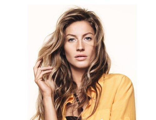 Жизель Бундхен в рекламной кампании Esprit. Май 2012