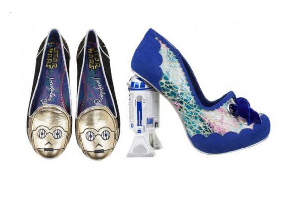 Irregular Choice выпускают коллекцию туфель по мотивам «Звездных войн»