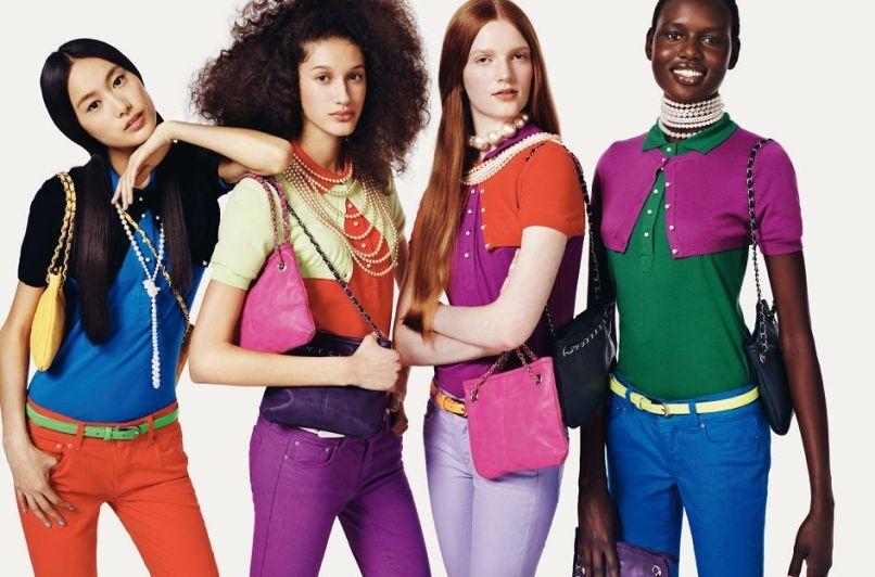 Рекламная кампания United Colors of Benetton Весна / Лето 2010