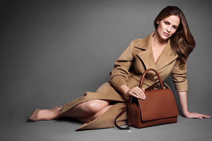 Дженнифер Гарнер в рекламной кампании MaxMara: первый взгляд
