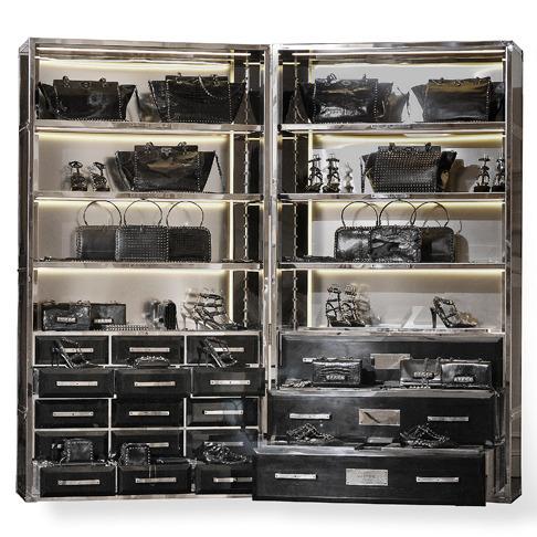 Новая коллекция обуви и сумок от Valentino. Осень / зима 2012-2013