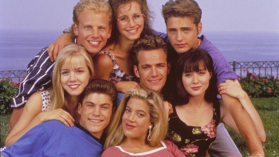 Прояснилось: новый «Беверли-Хиллз 90210» не будет продолжением оригинала