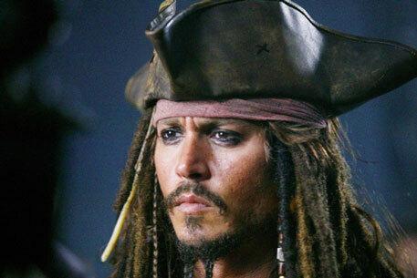 """Деппу заплатили 33,6 миллиона долларов за четвертых """"Пиратов"""""""