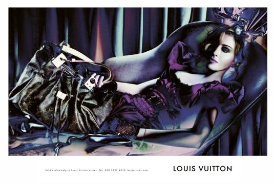 Мадонна для Louis Vuitton. Полная версия