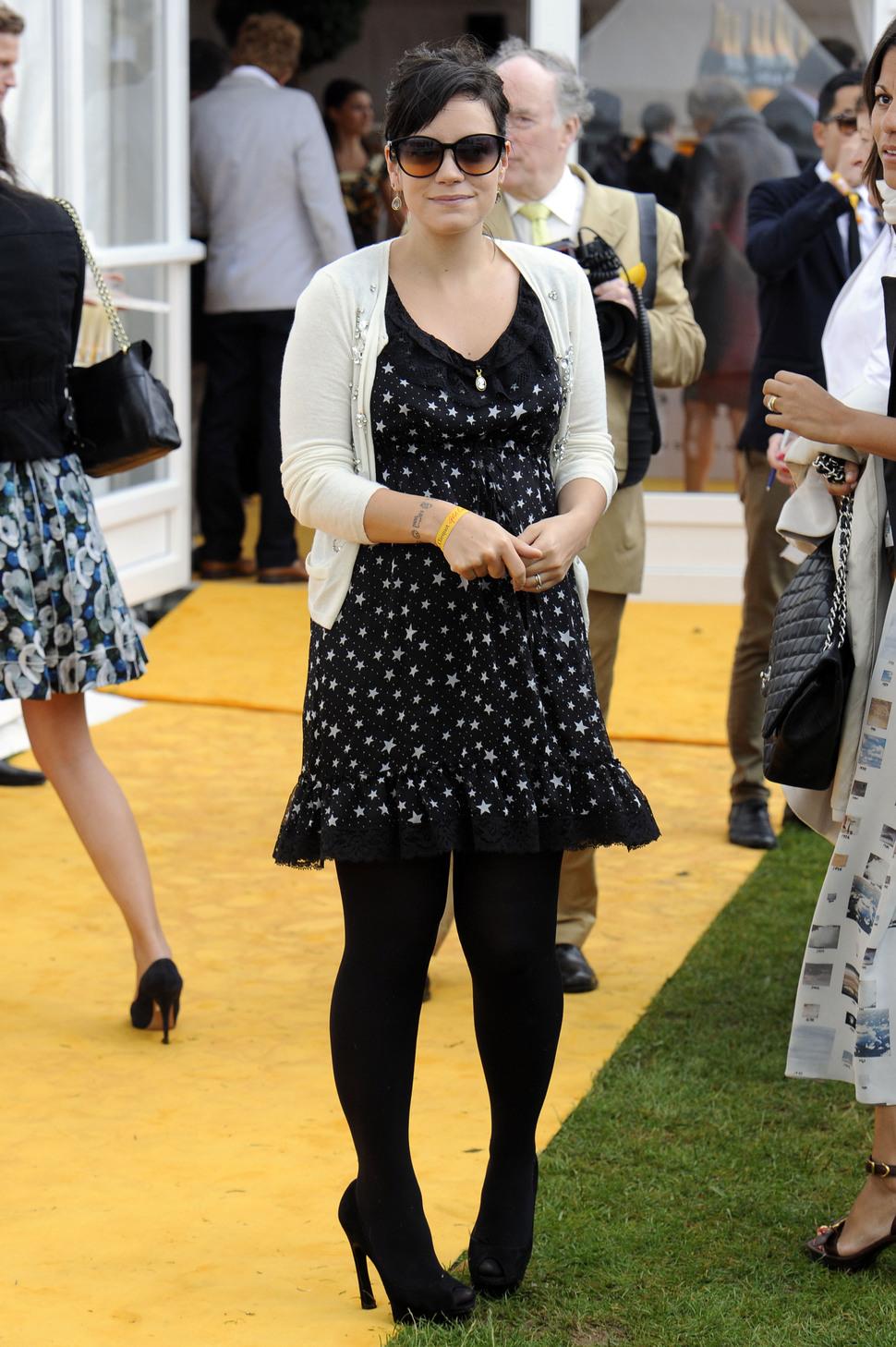 Лили Аллен закрыла свой магазин одежды Lucy In Disguise