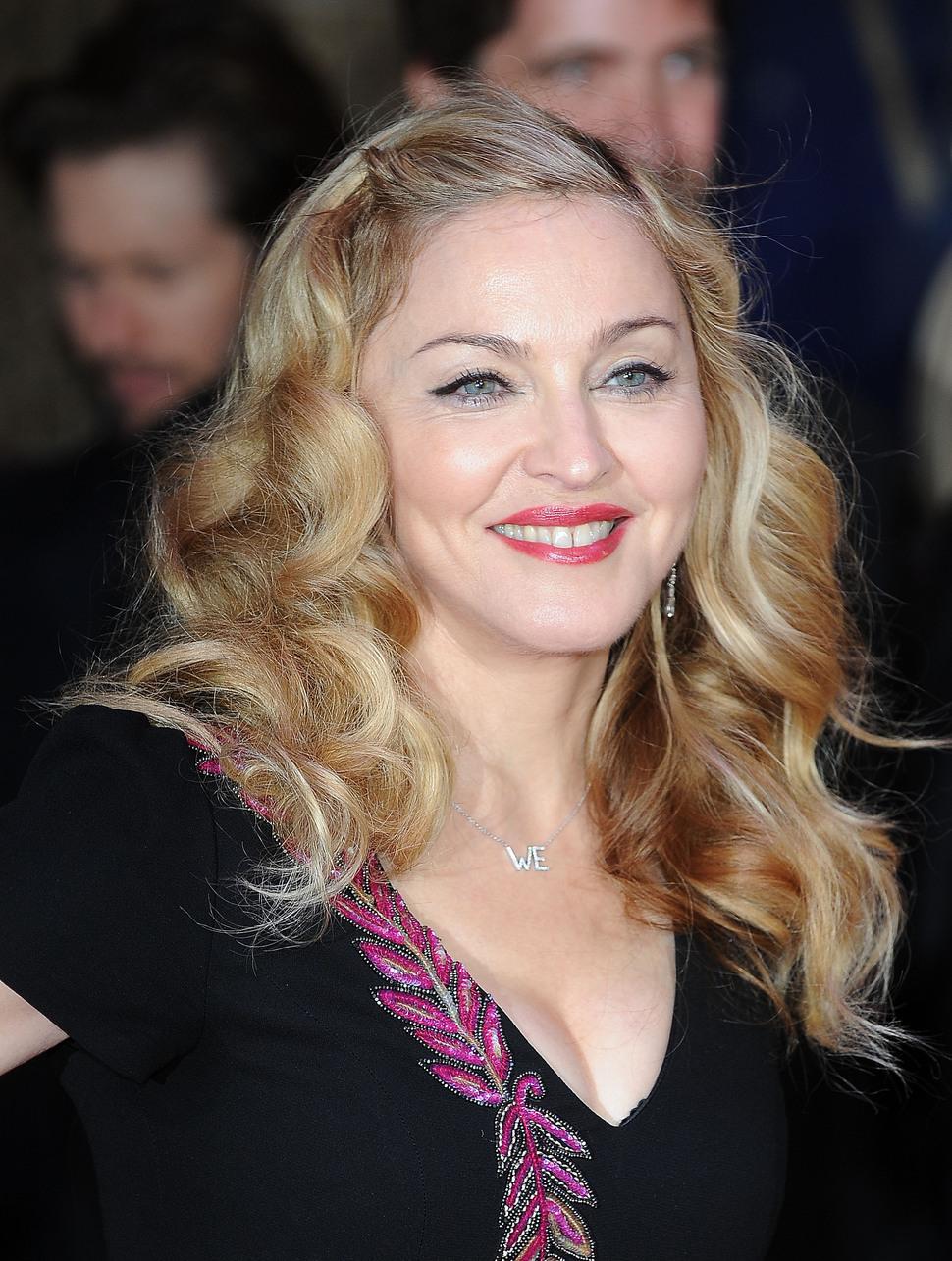 Мадонна выступит во время Олимпийских игр 2012