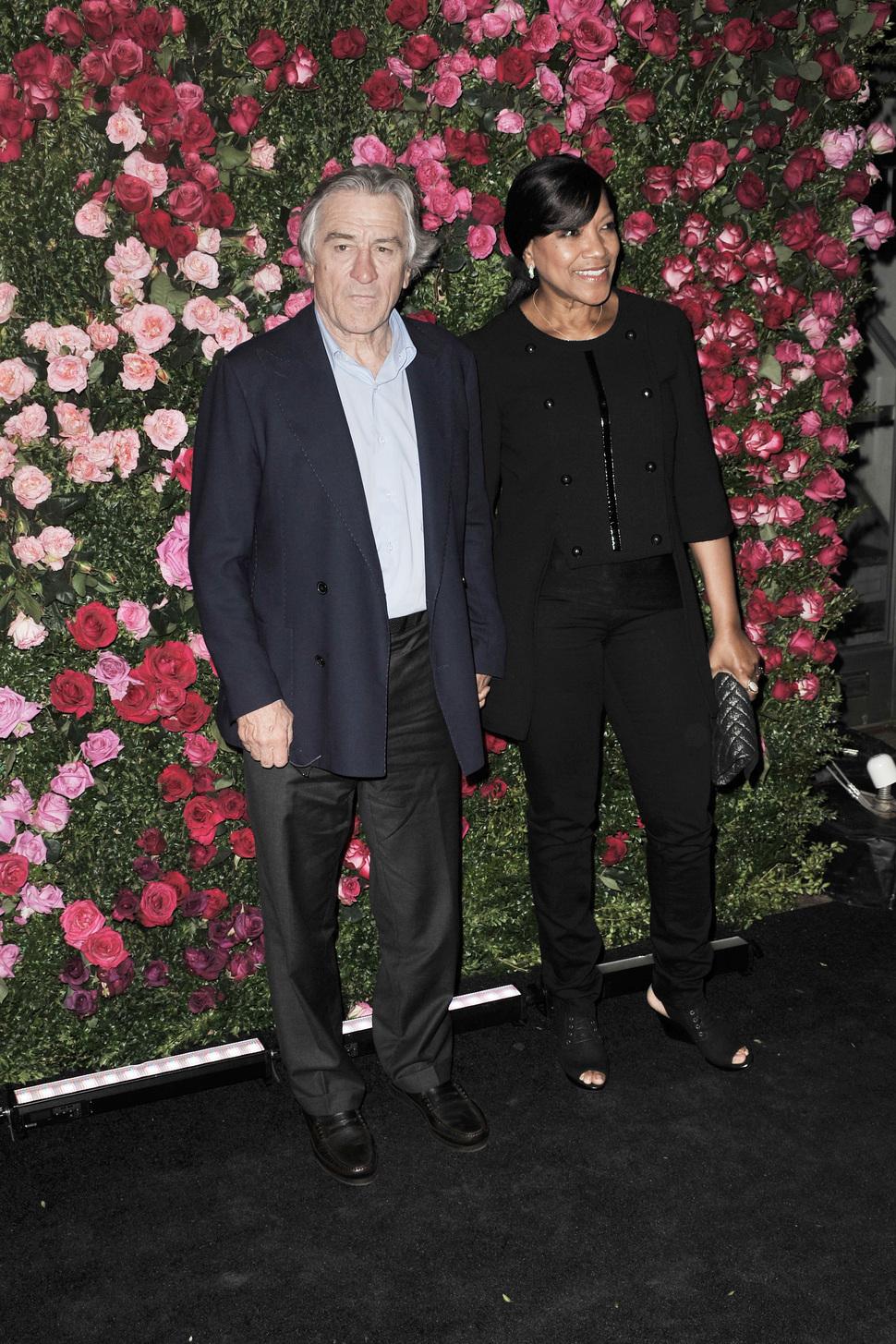 Звёзды на Chanel's Tribeca Film Festival Artists Dinner