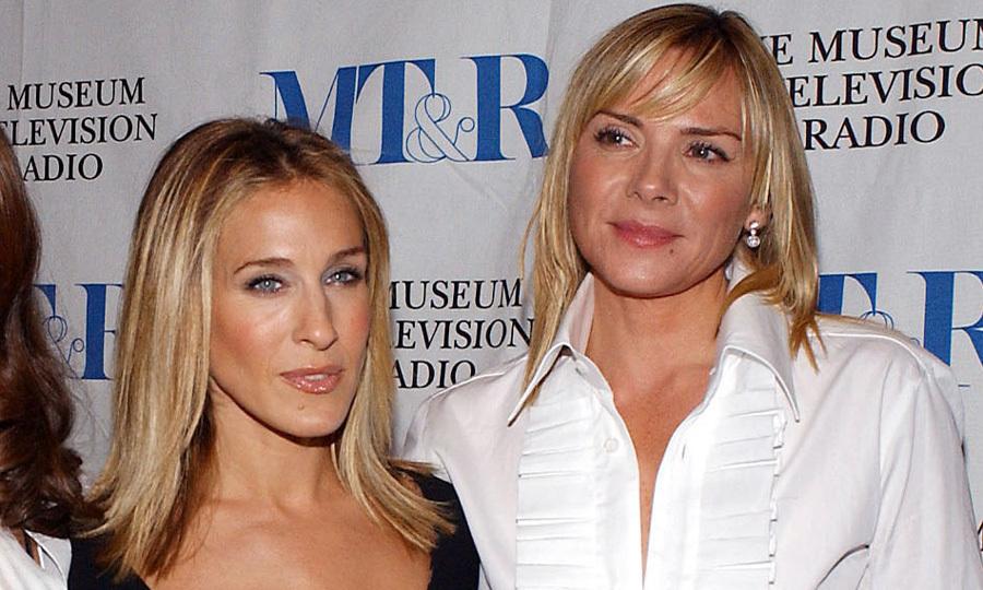 Сара Джессика Паркер опровергла информацию о ссоре с Ким Кэттролл