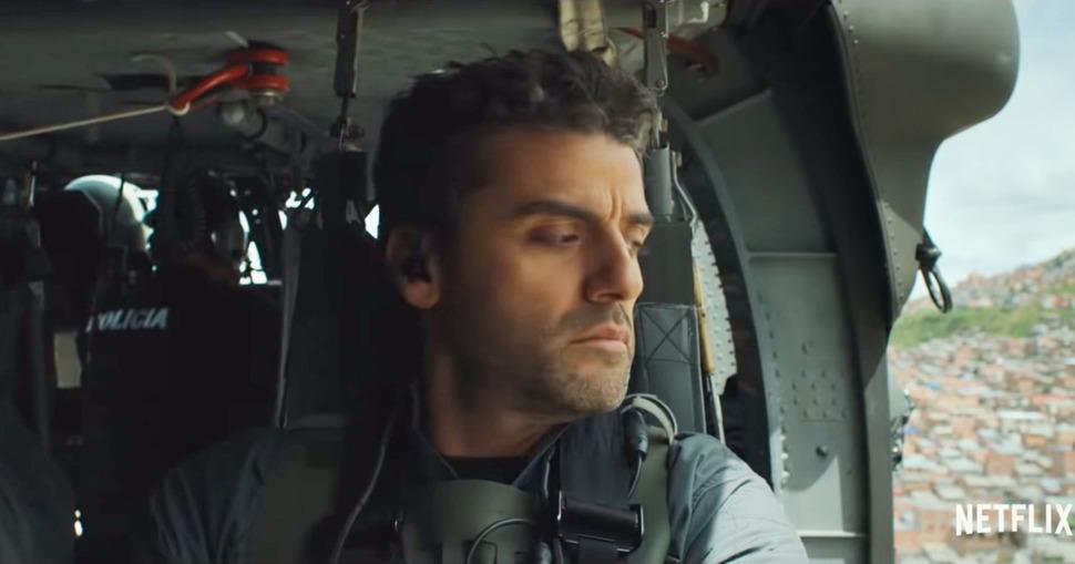 Бен Аффлек, Чарли Ханнэм, Оскар Айзек и другие звезды в первом трейлере «Тройной границы»