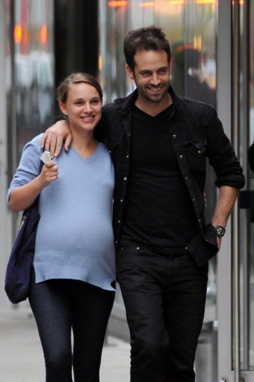 Натали Портман родила сына